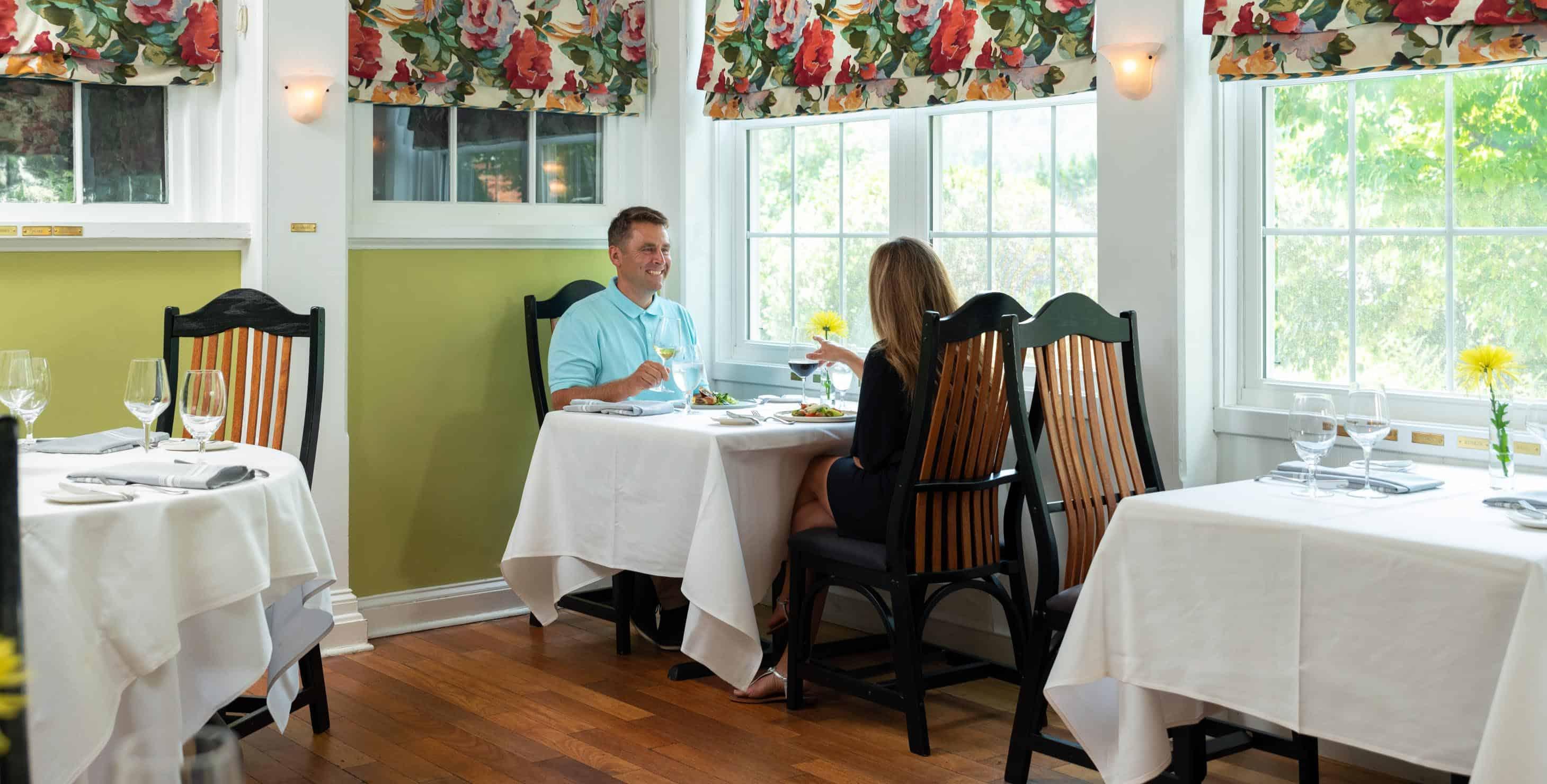 Romantic Restaurant In Northern Virginia Gourmet Fine Dining